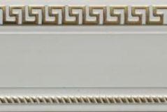 Бленда декоративная для пластиковой планки 68 мм.