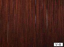 Кисея темно-коричневого цвета 300*290