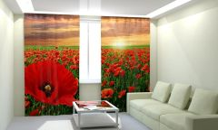 Фотошторы (цветы)