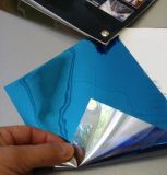 Зеркальная пленка для окон R Blue 15 голубой/серебро UltraSolarBlock