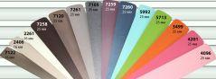 Горизонтальные жалюзи - Holis (основные цвета)