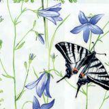 Рулонные шторы - Флора