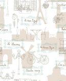 Рулонные шторы - Париж (Амилюкс)