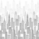 Рулонные шторы - Нью-Йорк (Амилюкс)