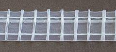 Тесьма для штор 40 мм. параллельная складка (м.п.)