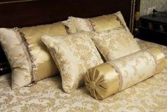 Декоративные подушечки и валики