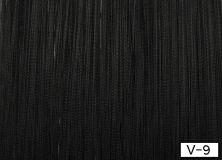 Кисея черного цвета 300*290