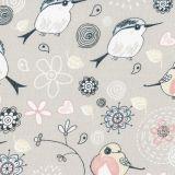 Рулонные шторы -Птички