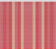 Комплект ламелей для вертикальных жалюзи из материи Сказка (чередовка св.бордовый/бордовый/мельба)