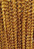 Тюль-косичка с плетениями (готовое изделие)