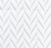 Комплект ламелей для вертикальных жалюзи из материи Твист белый