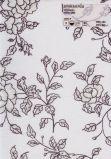 Рулонные шторы - Китайская роза (распродажа остатков)