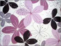 Рулонные шторы  - Flowers (Proma)