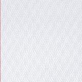 Комплект ламелей для вертикальных жалюзи из материи Перфорация (чередовка белый/розовым)