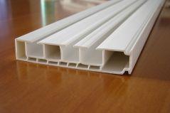 Планка немецкая потолочная 3-х рядная длина 195 см. (в сборе, стыкованная)